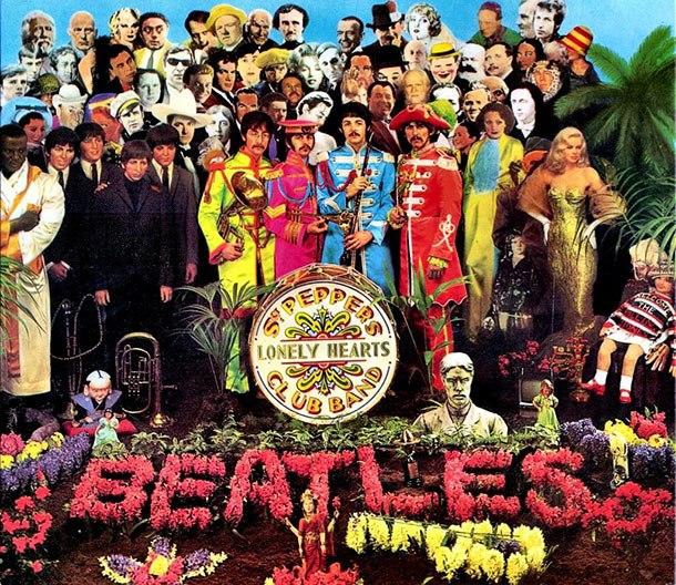 Beatles sgt - Design Relax