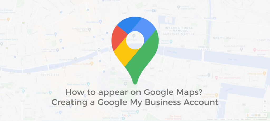 how to appear on google maps