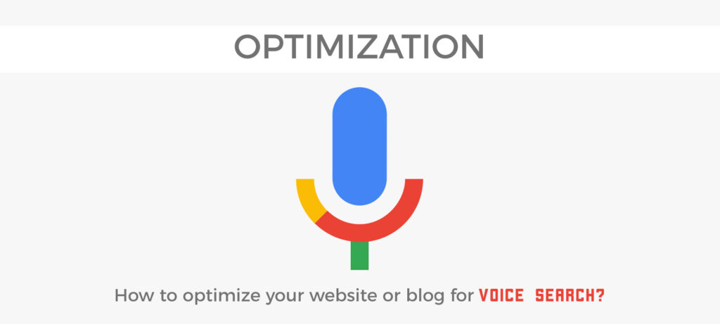 Google Voice Optimization