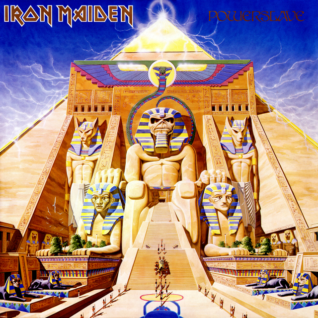 Iron Maiden - Design Relax