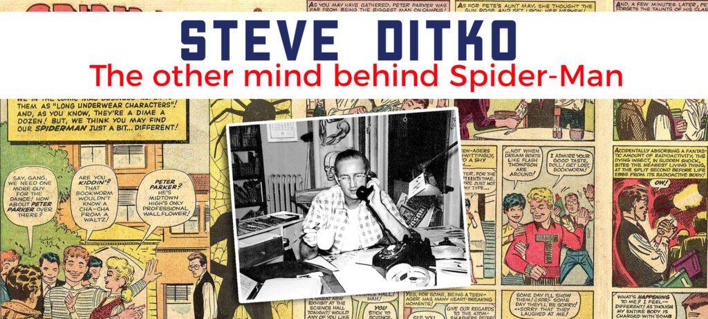 Steve Dikto banner design relax