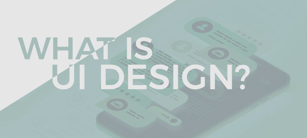 What is ui design - Banner